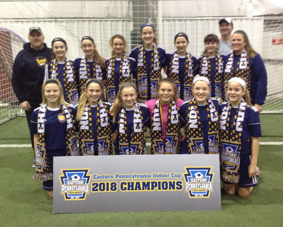 U14 Girls Challenge Blue - Valley Voodoo