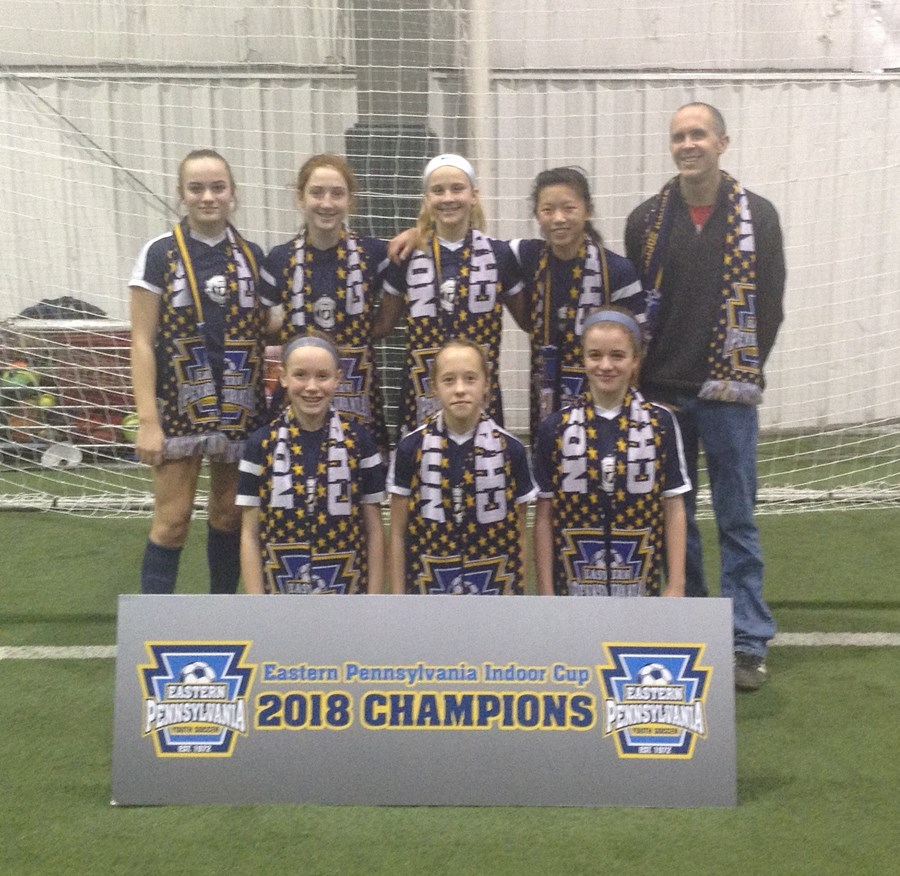 U14 Girls Challenge White - North Union Strikers