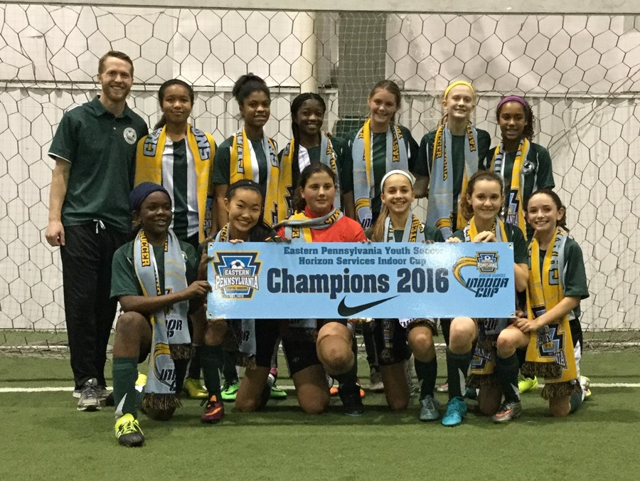U14 Girls Challenge- Fairmount Falcons