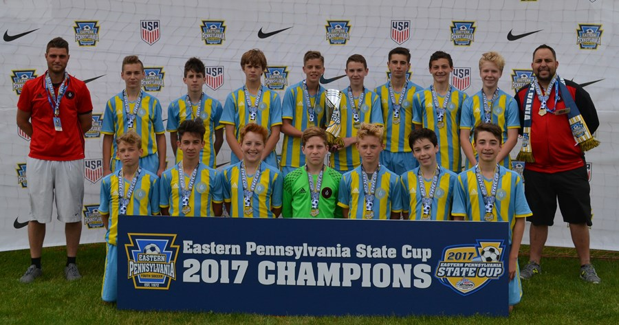 U14B - Ukrainian Nationals Black Elite