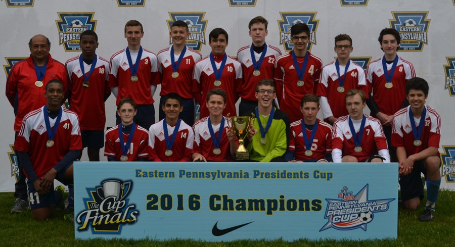 U15 Boys - Wyoming Valley