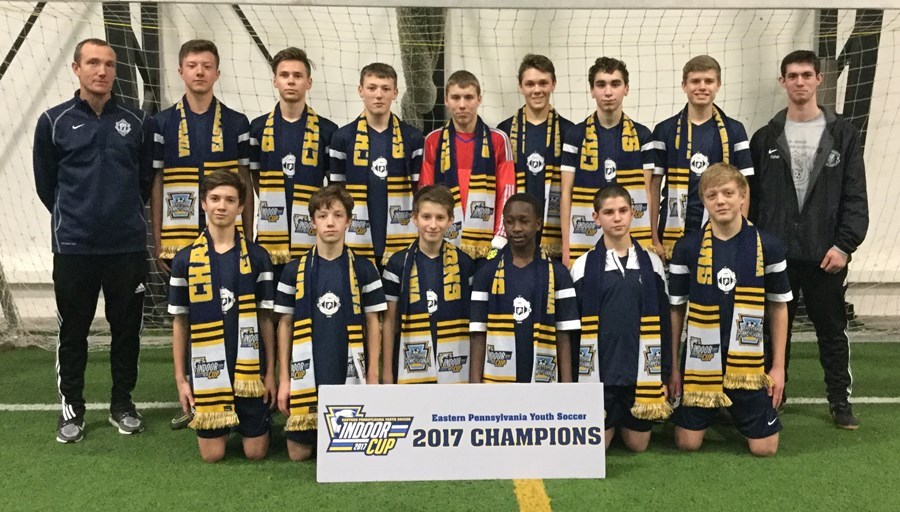 U15 Boys Elite - North Union Cannons