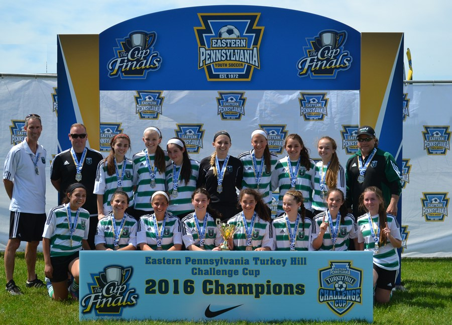 U15 Girls - Montgomery United Spirit