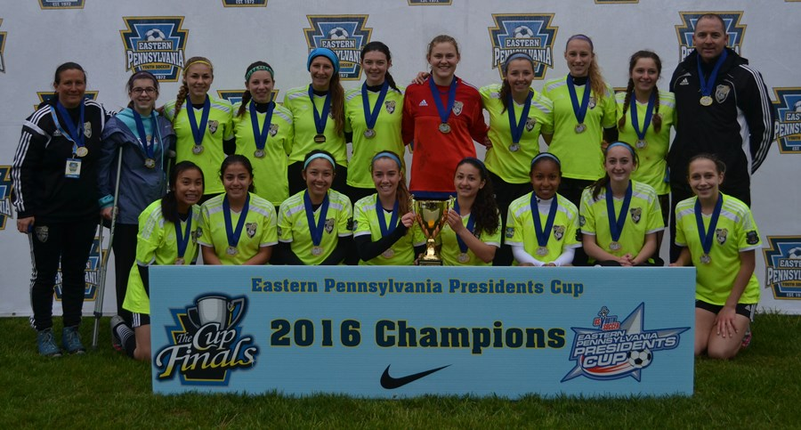 U15 Girls - Penn Legacy Black