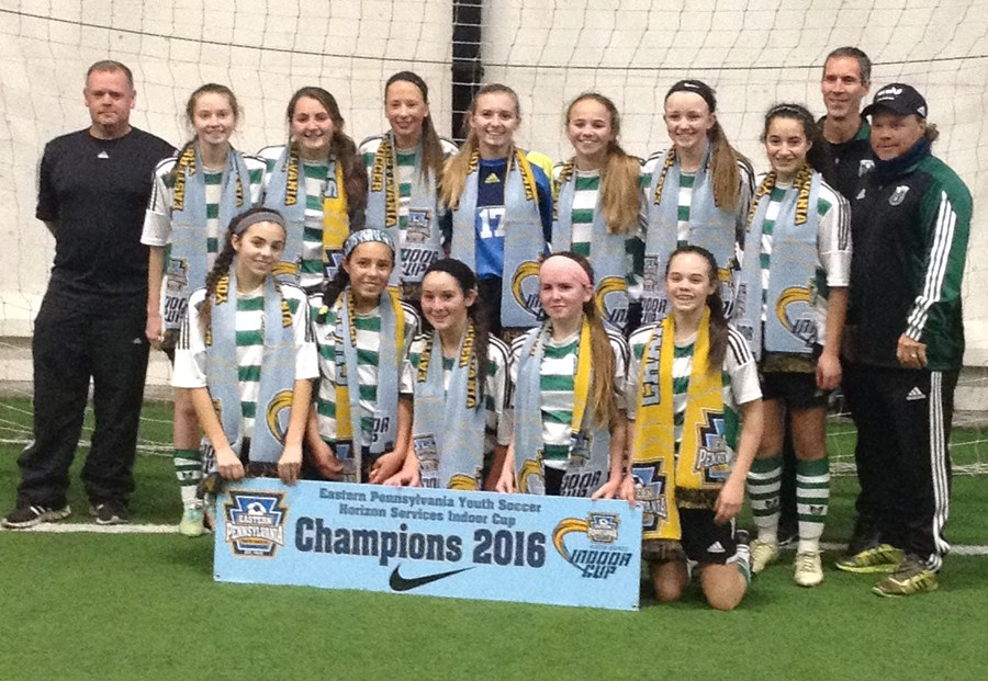 U15 Girls Challenge- Montgomery United Spirit