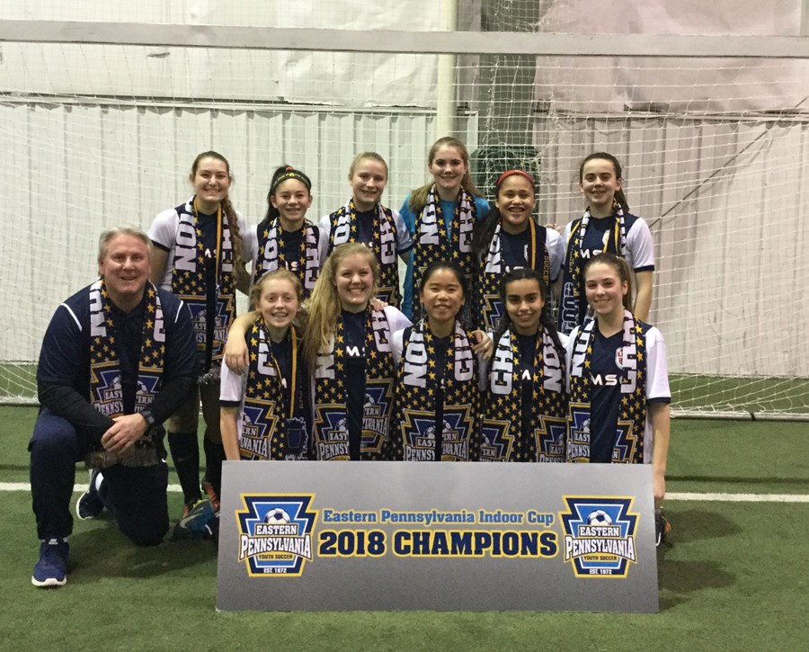 U15 Girls Elite - Lower Merion Cyclones