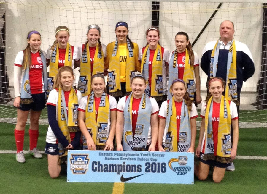 U15 Girls Elite- Lower Merion Storm