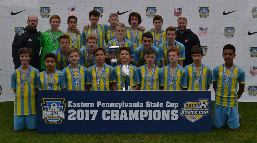 U15B - Ukrainian Nationals Black