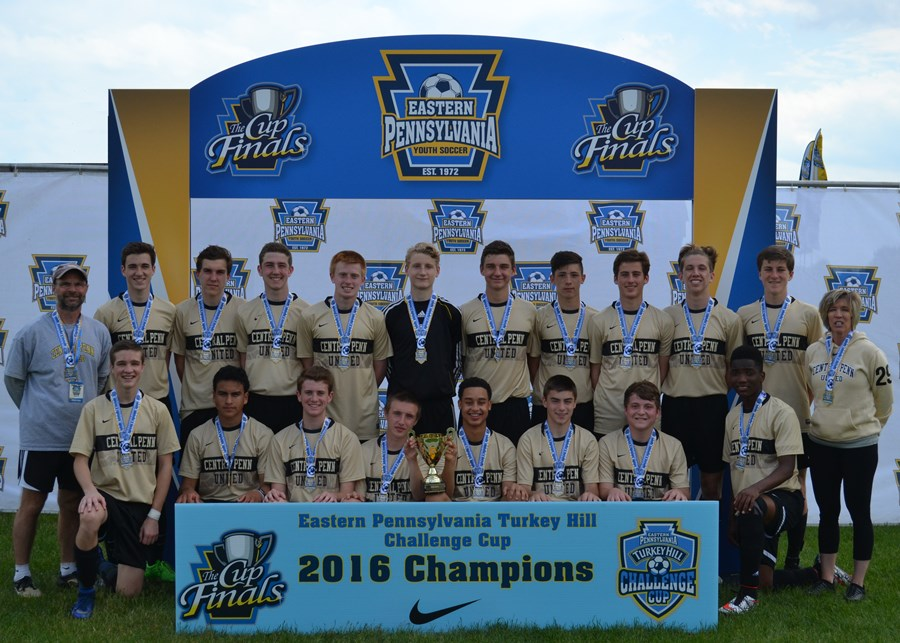 U16 Boys - Central Penn United