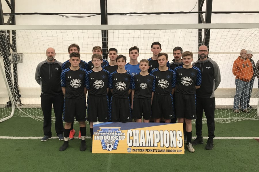 U16 Boys Elite - PA Mutiny Gold Raptors