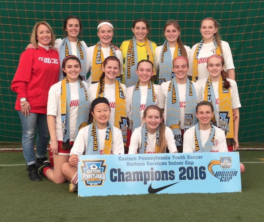 U16 Girls Challenge- Deep Run Valley FC Bucks North Storm