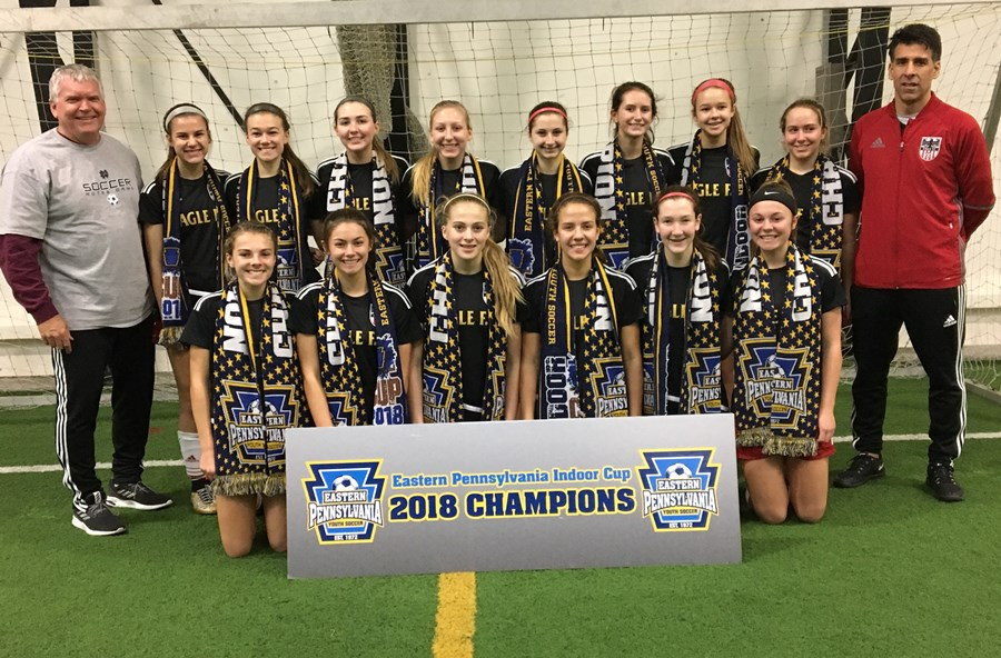 U16 Girls Elite - HMMS Impact