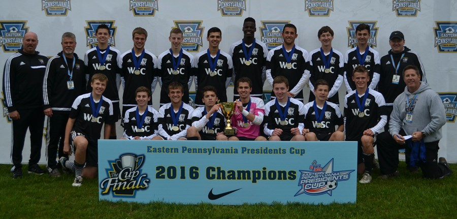 U17 Boys - Warminster Revolution