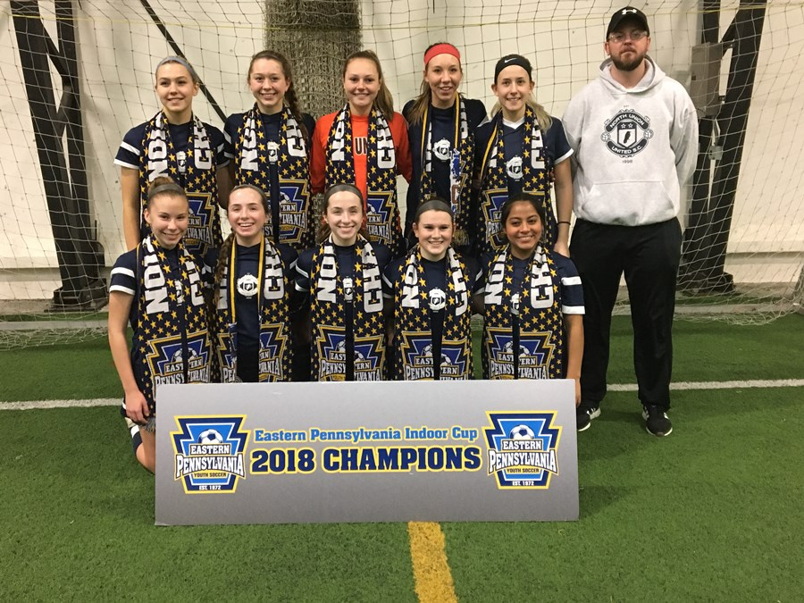U19 Girls Challenge - North Union Rockets