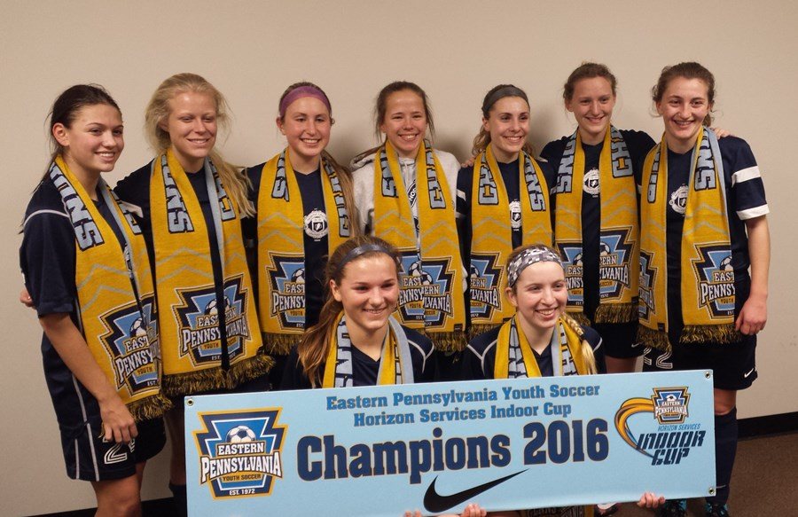 U19 Girls Elite - North Union United Dynamo