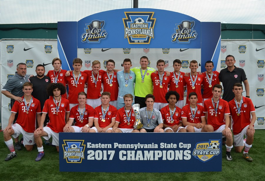 U19-20 Boys - Penn Fusion Elite 98