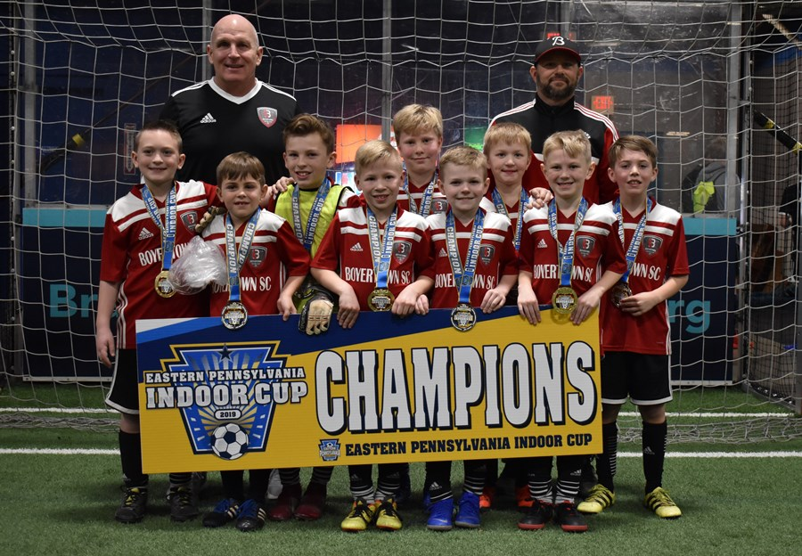 U9 Boys Challenge Blue - Boyertown Arsenal