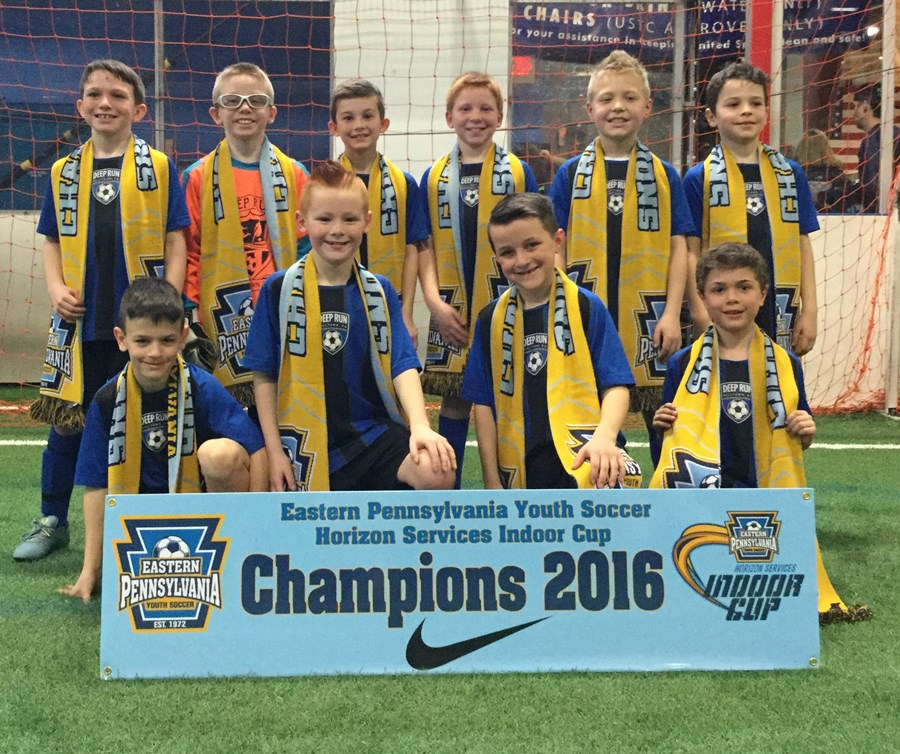 U9 Boys Challenge Blue - Deep Run Valley Vipers