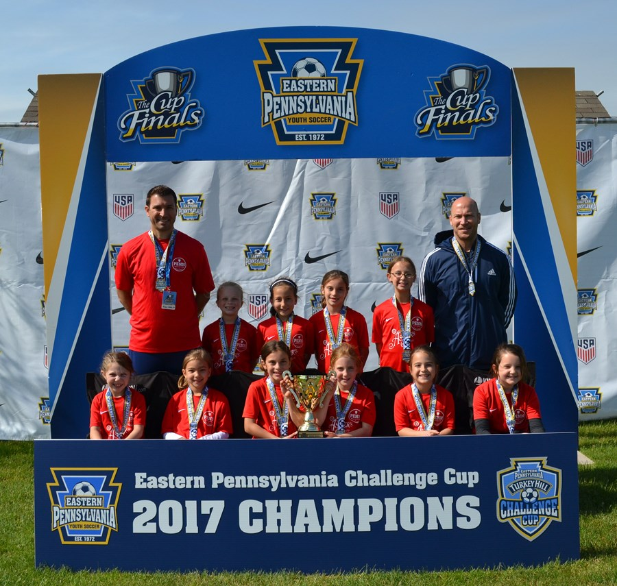 U9 Girls B - PENN Athletics Liberty