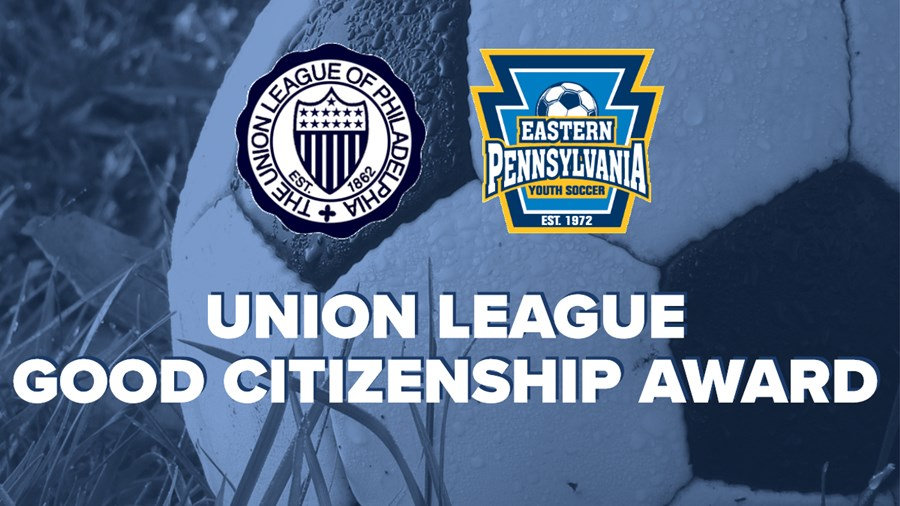 Union League Good Citizenship Award 2019