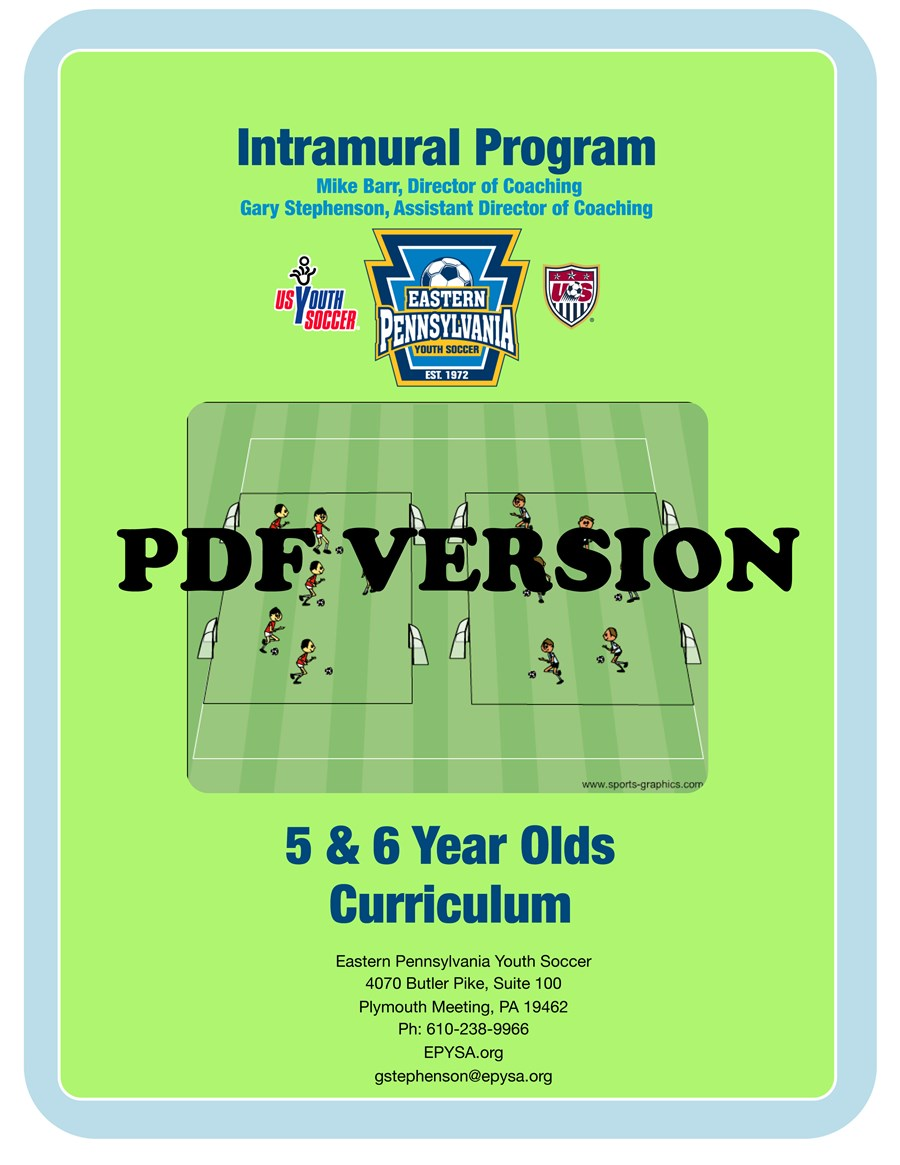 Training Plans | Eastern PA Youth Soccer