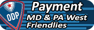 Maryland _ PA-West Friendlies
