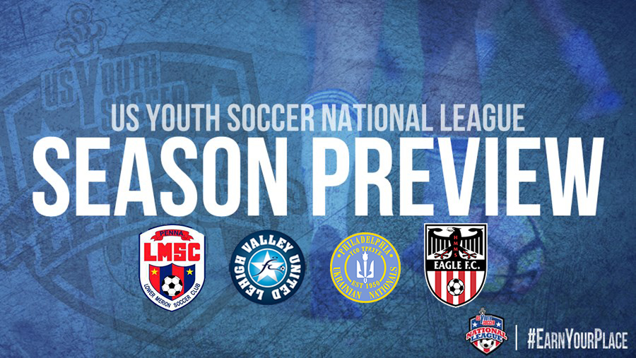 National League Preview Boys