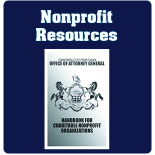 Nonprofit Resources 2018