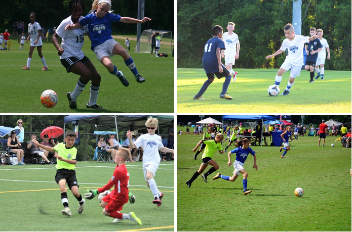 North Carolina Friendlies 2018