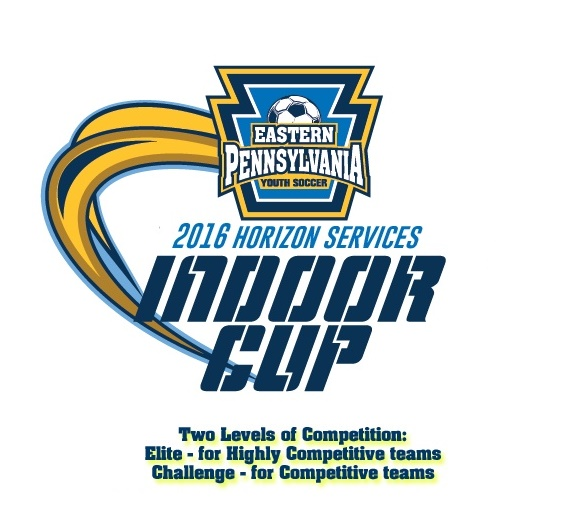 Official 2016 Indoor Cup Logo web page