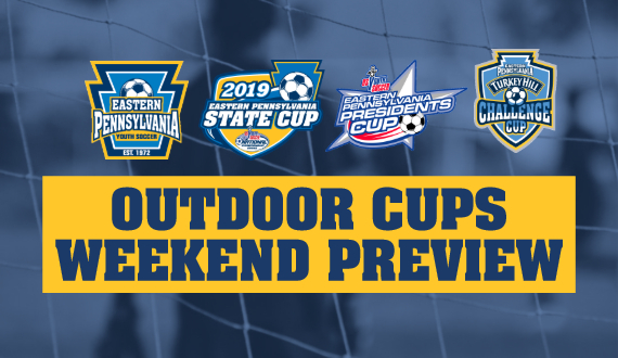Outdoor Cups Weekend Preview