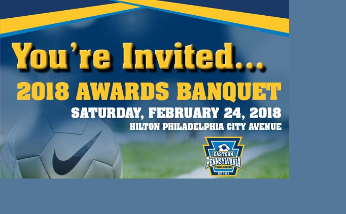 Join Us At 2018 Annual Awards Banquet