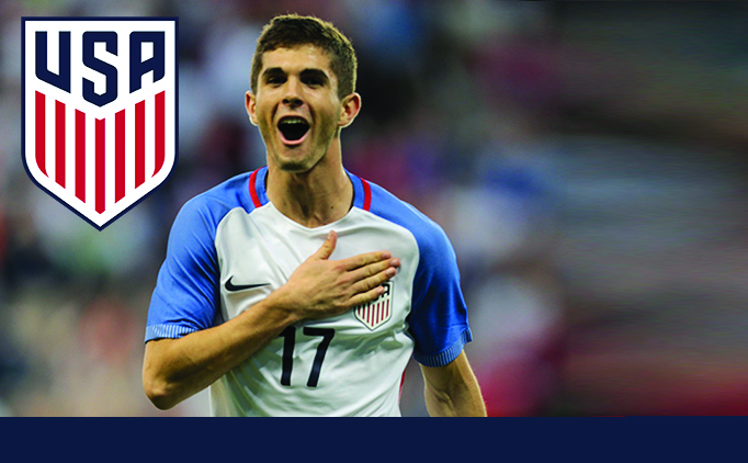 Hershey Native Christian Pulisic Named USMNT...