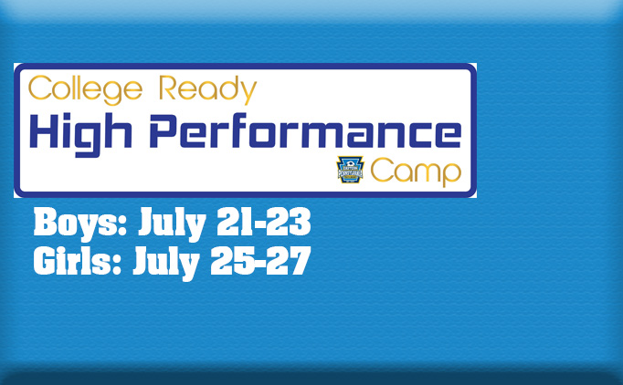College Ready High Performance Camp