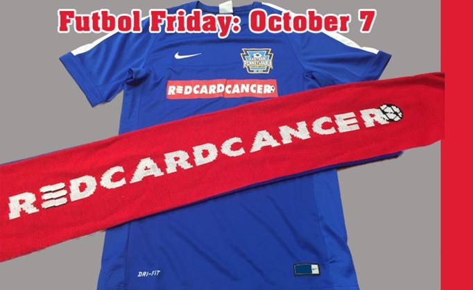 Futbol Friday: October 7