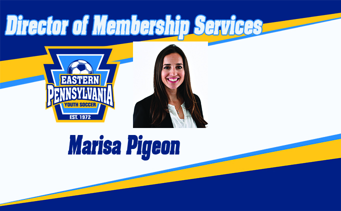 Marisa Pigeon Named Director of Membership...