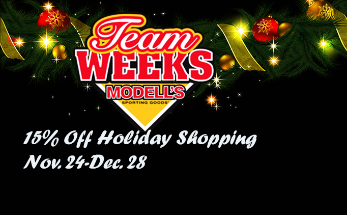 Save 15% Off Holiday Shopping At Modell's