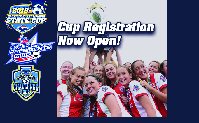 Outdoor Cup Registration Now Open!