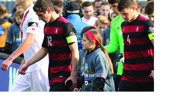U12 ODP Players Serve As Player Escorts For...