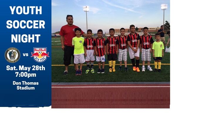 Reading United Youth Soccer Night