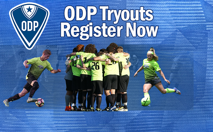 Register Now for 2017-18 ODP Tryouts