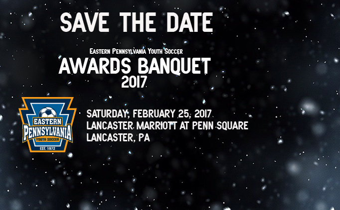 Save The Date: Annual Awards Banquet