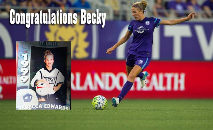 Downingtown Native, Orlando Pride Midfielder...