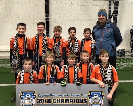 U11 Boys Challenge Blue - Panthers United