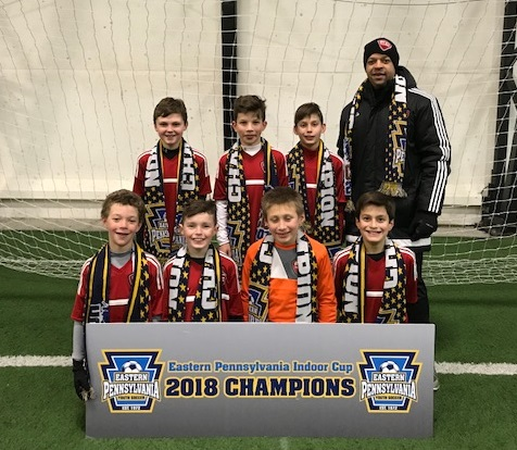 U11 Boys Elite - FC Europa Elite Boys Red