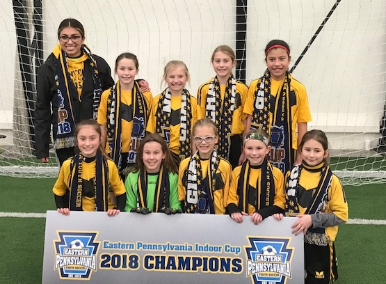 U11 Girls Challenge - Cantolao Storms