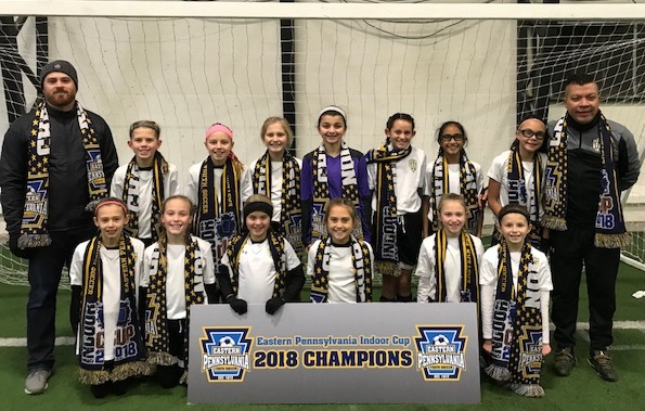 U11 Girls Elite - Western Lehigh United