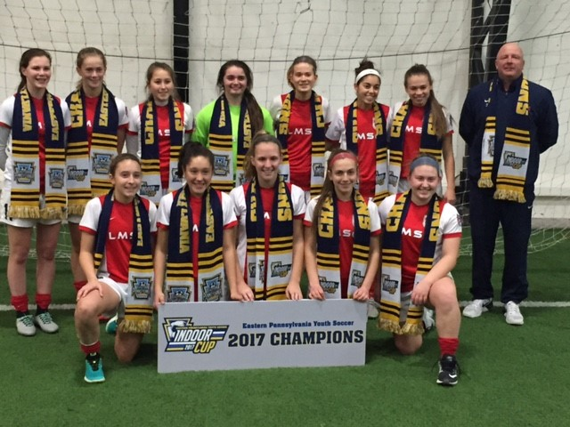 U17 Girls Elite - Lower Merion Storm