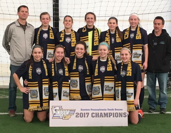 U19 Girls Challenge - NSSC Strikers