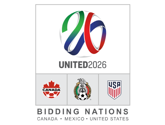 United 2026 webpage top image